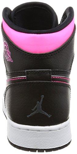 Nike - Zapatillas de deporte para hombre rojo rojo Black Pink