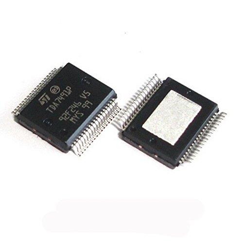 Sruik Tool 5 Pcs TDA7491P SSOP-36 TDA7491 2 x 10-Watt Dual BTL Class-D Audio Amplifier