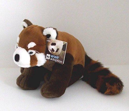 world-wildlife-fund-red-panda-plush