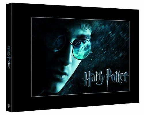 Fur Album - Harry Potter 1 - 6 Album (12 Discs inkl. Platzhalter für HP 7.1 und 7.2) [Import allemand]