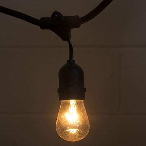 Porch Light Bulb Replacement: Outdoor Weatherproof String Lights S14 Incandescent