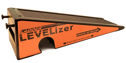 Aluminum Pivot Block - The Levelizer: The Fast, Safe, Easy Ladder Level