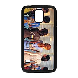 Artistic Body Fashion Comstom Plastic case cover For Samsung Galaxy S5