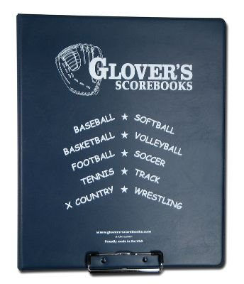Glover's Scorebooks Binder (Fits All Fillers/Refills)