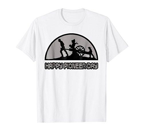 Utah Pioneer Day T-Shirt Parade Festival (Mormon Boy Costume)