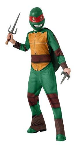 Adult Raphael Costumes (Teenage Mutant Ninja Turtles Raphael Costume, Small)