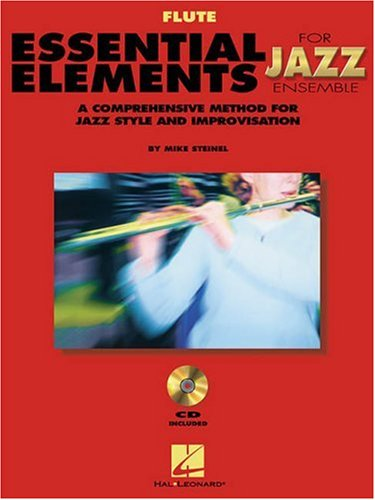 Essential Elements For Jazz Flute Bk/2CDs
