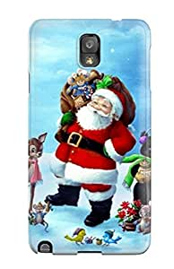 Hot Fashion IlDEWpT7833qDkXu Design Case Cover For Galaxy Note 3 Protective Case (christmas)