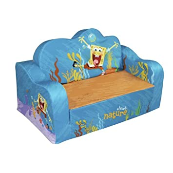 Pleasing Nickelodeon Flip Sofa Spongebob Squarepants Discontinued By Manufacturer Gmtry Best Dining Table And Chair Ideas Images Gmtryco