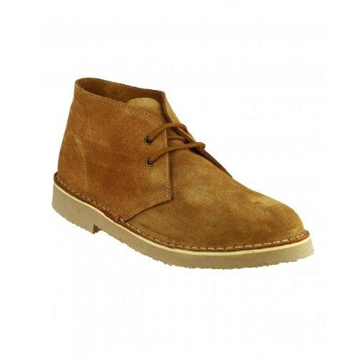 Cotswold Sahara - Desert boots - Unisexe Chameau