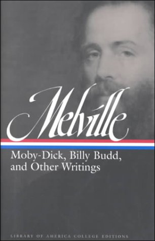 Download Herman Melville:  Moby Dick, Billy Budd and Other Writings (Library of America College Editions) ebook