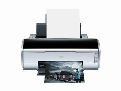 Epson Stylus Photo R2400 Ink Jet Printer -