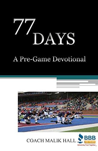 77 DAYS - A Pre-Game Devotional (Pre Game Athletics)