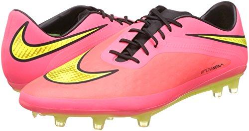 Pour taille Pnch mtlc Football Courte Nike Chaussures Vlt hypr Homme Hypervenom De Phatal Fg Rouges nqYpg