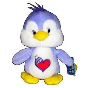 "Care Bear Cousin Cozy Heart Penguin 8"" Plush"