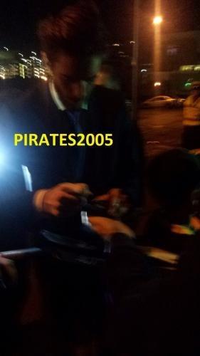 Matt Murray Autographed Stick Goalie Stanley Cup Champions Proof Autographed NHL Sticks