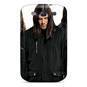 Excellent Hard Phone Covers For Samsung Galaxy S3 With Provide Private Custom Realistic Three Days Grace Skin CharlesPoirier