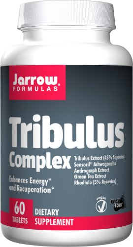Jarrow Formulas Tribulus Complex, Enhances Energy and Recuperation, 60 Tablets