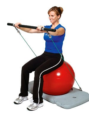 Thera-Band Exercise Station by TheraBand