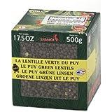 Green Lentils Du Puy