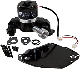 PRW 4435117 Black Powder-coated Performance Quotient Electric Racing Water Pump for Ford 351C