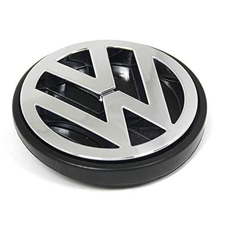 Yaoaoesn Auto Profesional Rueda del Centro del Coche Cubos del Cubo Rueda Centro Cubierta Insignia para Volkswagen Car Styling Accesorios: Amazon.es: Hogar