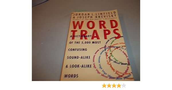 7bcdc48dbfdd Word Traps  A Dictionary of the 5