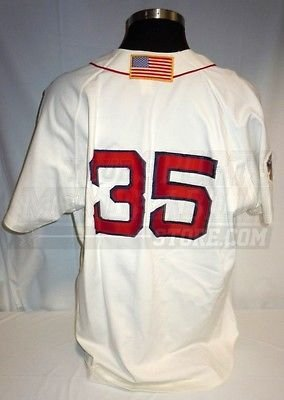 promo code 084ff e7d8a Grady Little 1997 Boston Red Sox Game Worn White Jersey w ...