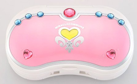 (Pretty Cure Max Heart Miracle Commune Two (japan import) by Bandai)