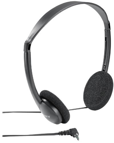 - Sony MDR-101LP Overhead Headphones with 30 mm Drive Unit (Discontinued by Manufacturer)