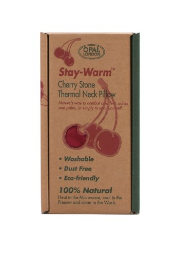 Opal Cherry Stone Neck Thermal Pillow At Shop Ireland