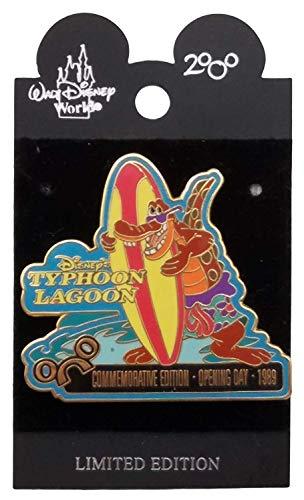 WDW June 2000 Pin Month Disney Typhoon Lagoon Commemorative Opening Day ()