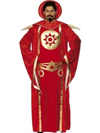 Ming The Merciless - Flash Gordon - Adult Fancy Dress Costume  sc 1 st  Amazon UK & Ming The Merciless - Flash Gordon - Adult Fancy Dress Costume ...