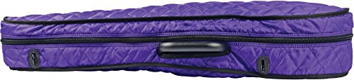 Bam Hoodies Cover for Hightech Violin Case Violet by Bam (Image #3)'