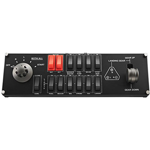 - Saitek PRO Flight Switch Panel (PZ55)