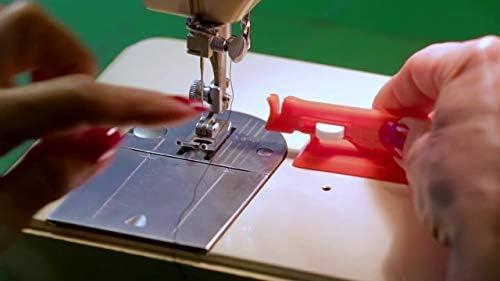 Enhebrador Máquina Coser Automático: Amazon.es: Hogar