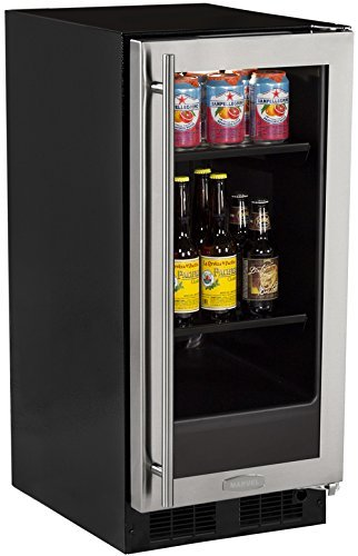 Marvel ML15BCF2RP Beverage Center Panel Ready Overlay with Right Side Hinge, 15