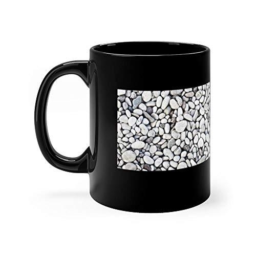 Beach pebbles 11 Oz Ceramic for $<!--$15.00-->