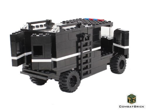 lego police lorry instructions