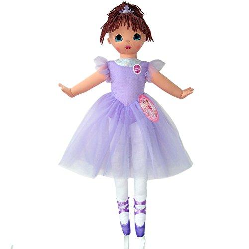 (Anico Well Made Play Doll for Children La Bella Ballerina, 36