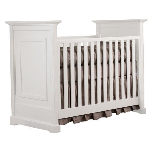 Centennial Chesapeake Classic  3-in-1 Crib White