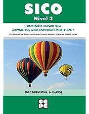 Sico Nivel 2 - Cuad Trabajo Para Alumnos Con Altas Capacidades Intelectuales (Fichas Infantil Y Primaria) - 9788478699896: 1.2