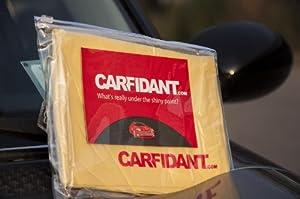 Carfidant Washing Detailing Shammy Kit - Auto Car Detailing Drying Chamois - PVA Car Absorber Towel - Car Washing Supplies - Car Cleaning - Microfiber Cloth Synthetic Towel