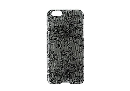 Agent18 iPhone 6 / iPhone 6S Case - SlimShield - Clear/Fishnet Lace - Retail Packaging