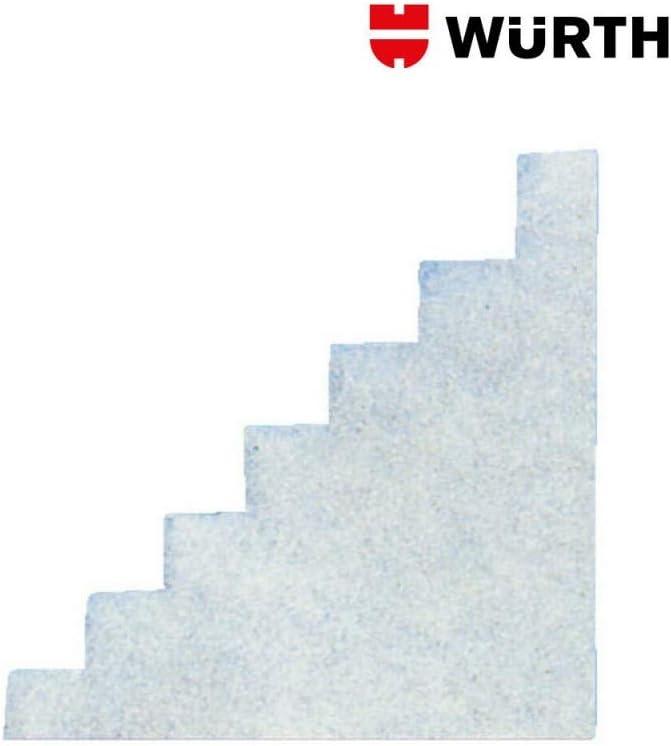 Rollos de papel industrial toallas celulosa 2 bobinas Officina Wurth: Amazon.es: Bricolaje y herramientas