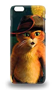 Tpu Shockproof Dirt Proof Dream Works Puss In Boots Puss In Boots Adventure Cover 3D PC Case For Iphone 6 Plus ( Custom Picture iPhone 6, iPhone 6 PLUS, iPhone 5, iPhone 5S, iPhone 5C, iPhone 4, iPhone 4S,Galaxy S6,Galaxy S5,Galaxy S4,Galaxy S3,Note 3,iPad Mini-Mini 2,iPad Air )