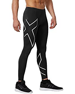 9c565ecab9 2XU Men's Accelerate Compression Tights: Amazon.co.uk: Sports & Outdoors
