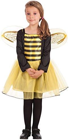 Carnival Toys - Disfraz de abeja para niña, multicolor, talla ...