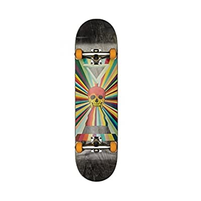 "'Skateboard Complete Deck Globe la Chine Heights 8,25 ""X 31.75 Complete"