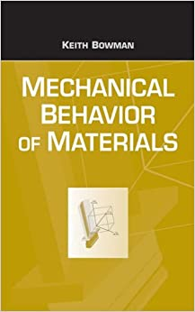 Mechanical Behavior Materials